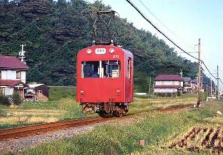 三 岐 鉄道 北勢 線
