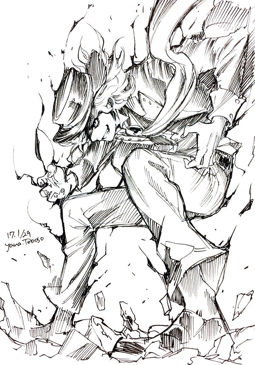 Fate/GrandOder 始めたよ&巌窟王さんが来たよ落書き【枢】