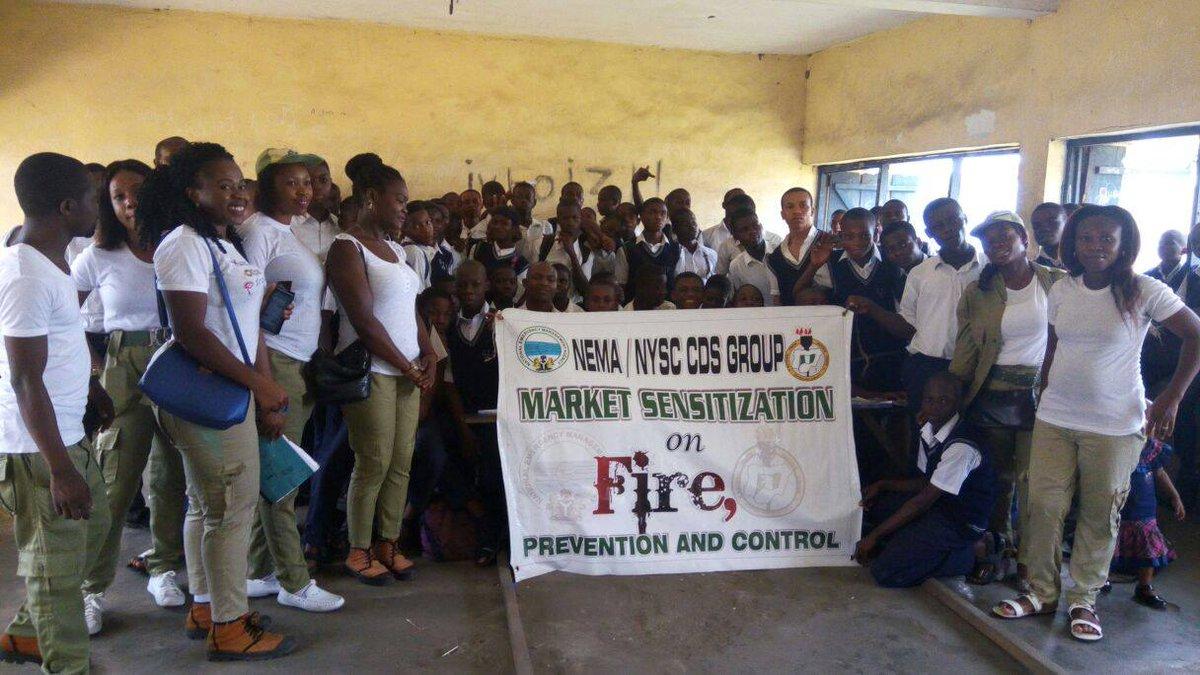 "NEMA Nigeria on Twitter: ""#FIRE SENSITIZATION PROGRAMME BY #NEMA ..."