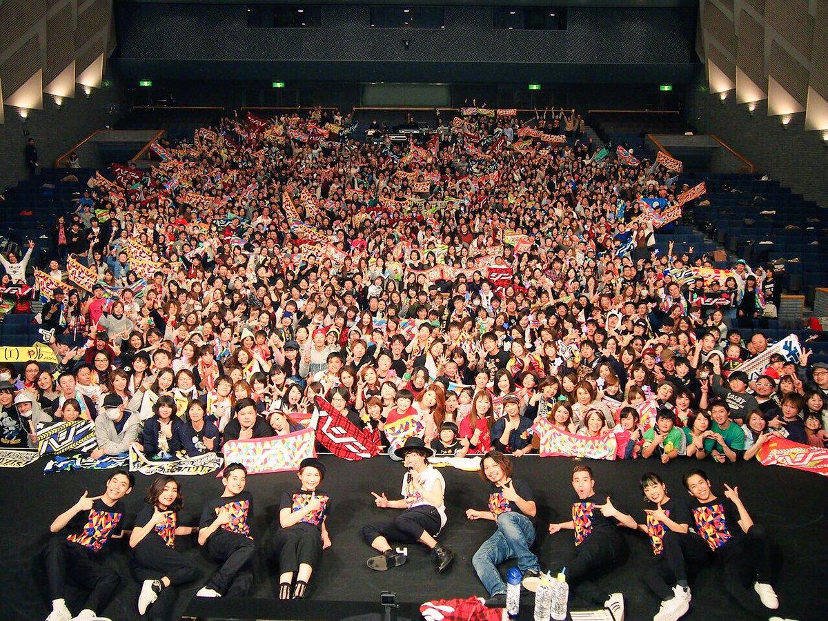 ツアー2日目は 地元仙台でした♪  in イズミティー21  あたまっから 上がりっぱなしだったなぁ…