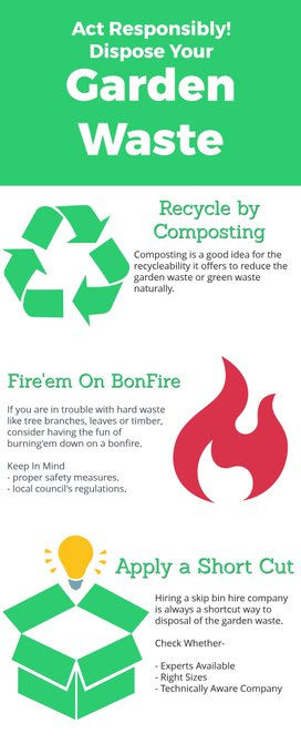 Best Ways of Removing Your Garden Waste Efficiently
