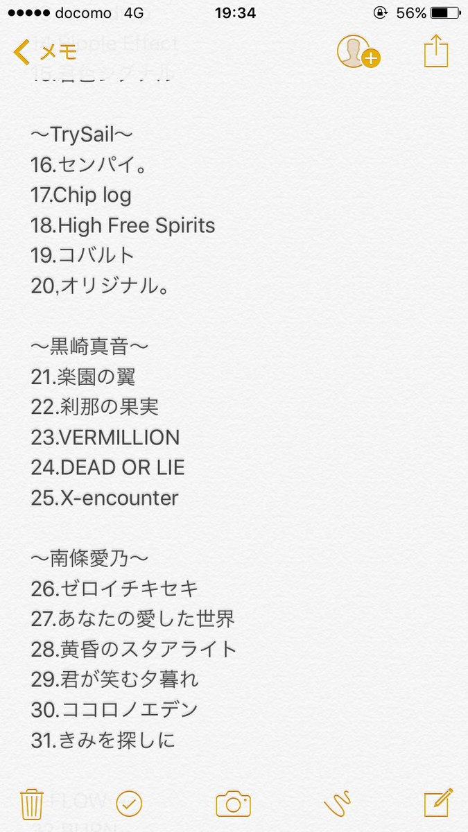 リスアニ!LIVE2017 @日本武道館 SUNDAY STAGE セトリ+α ・ころあず、今回での…
