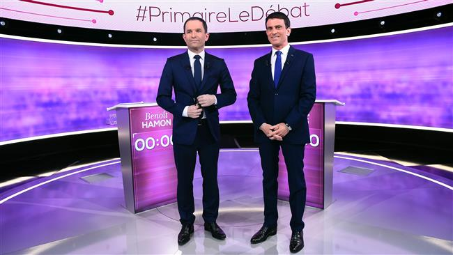 French socialists hold 2nd round of primaries to elect presidential candidate #PrimaireLeDebat    http:// ptv.io/2LAa  &nbsp;  <br>http://pic.twitter.com/XRNpURTrmW
