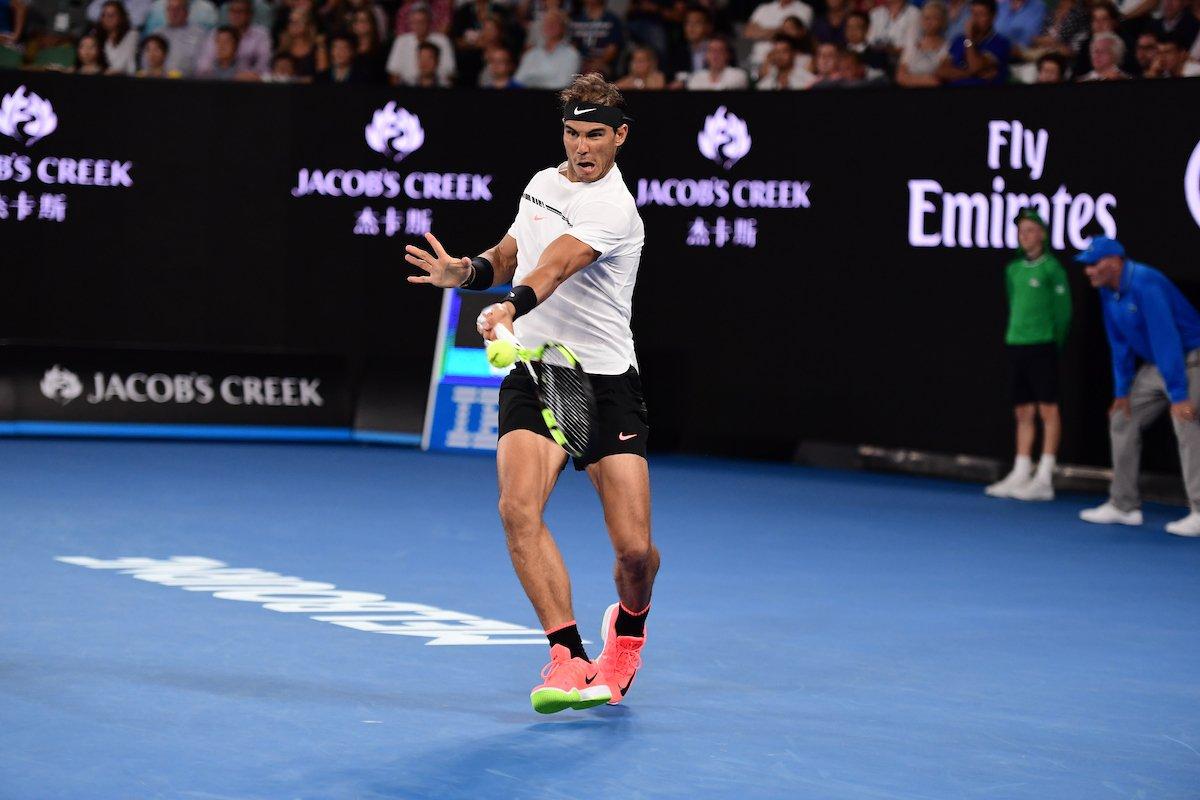 Federer Nike Australian Open