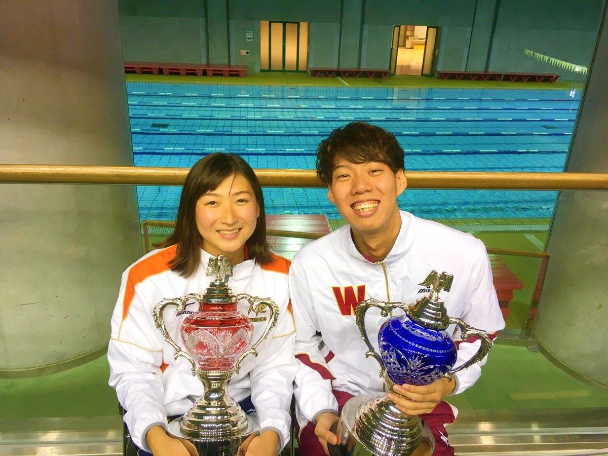 東京都選手権終わりました!ずっと狙っていた世界記録更新できました♪2年連続りかこと最優秀👍気を抜かず…