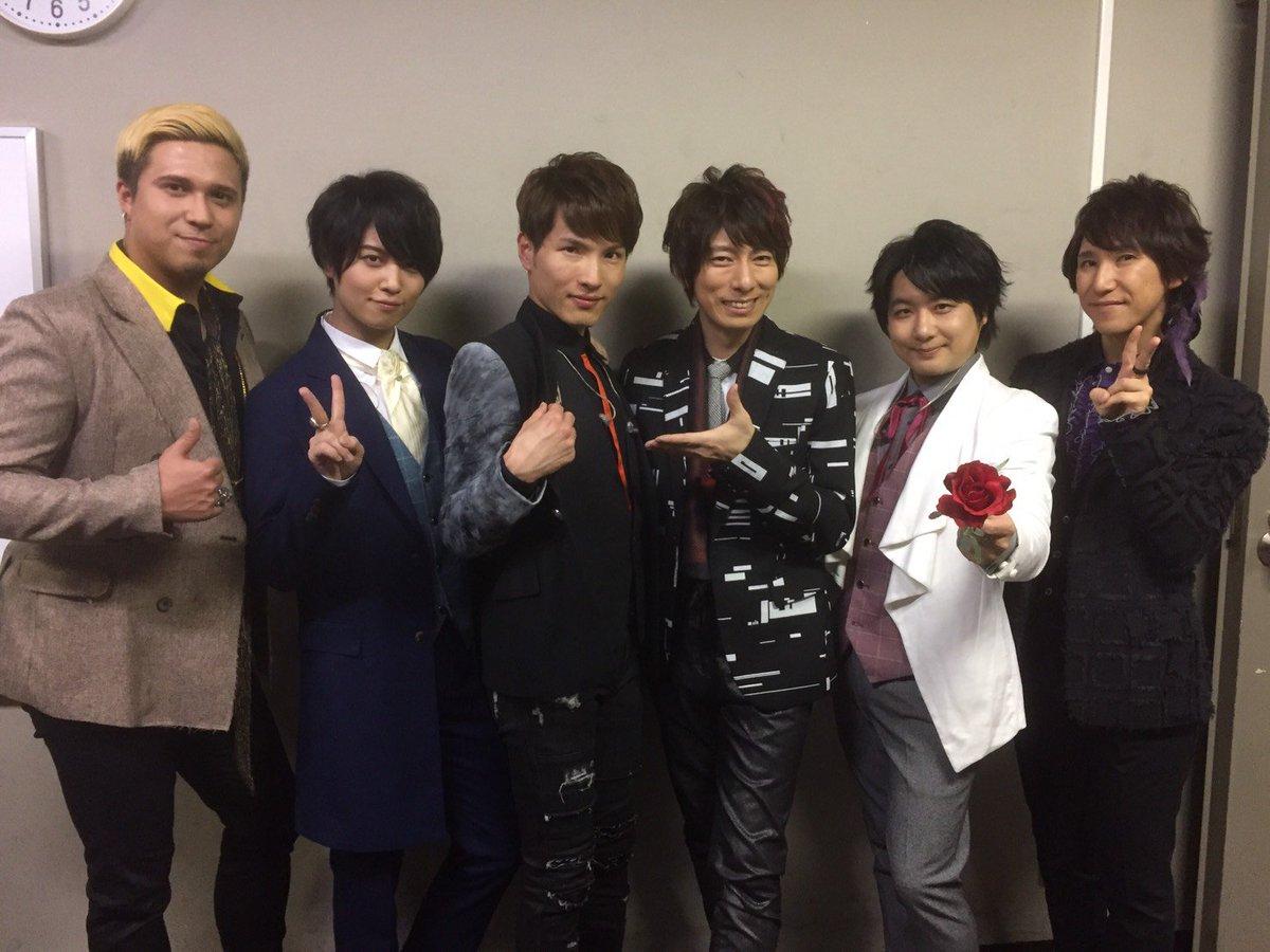 Dance with Devilsスペシャルコンサート「ダブル・カーテンコール」夜会、終了致しました…