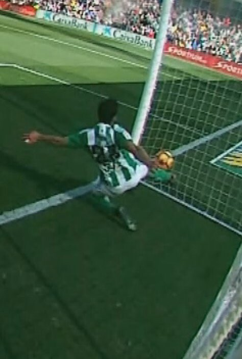 That was a clear goal for Barça. https://t.co/xncUw7jjVh
