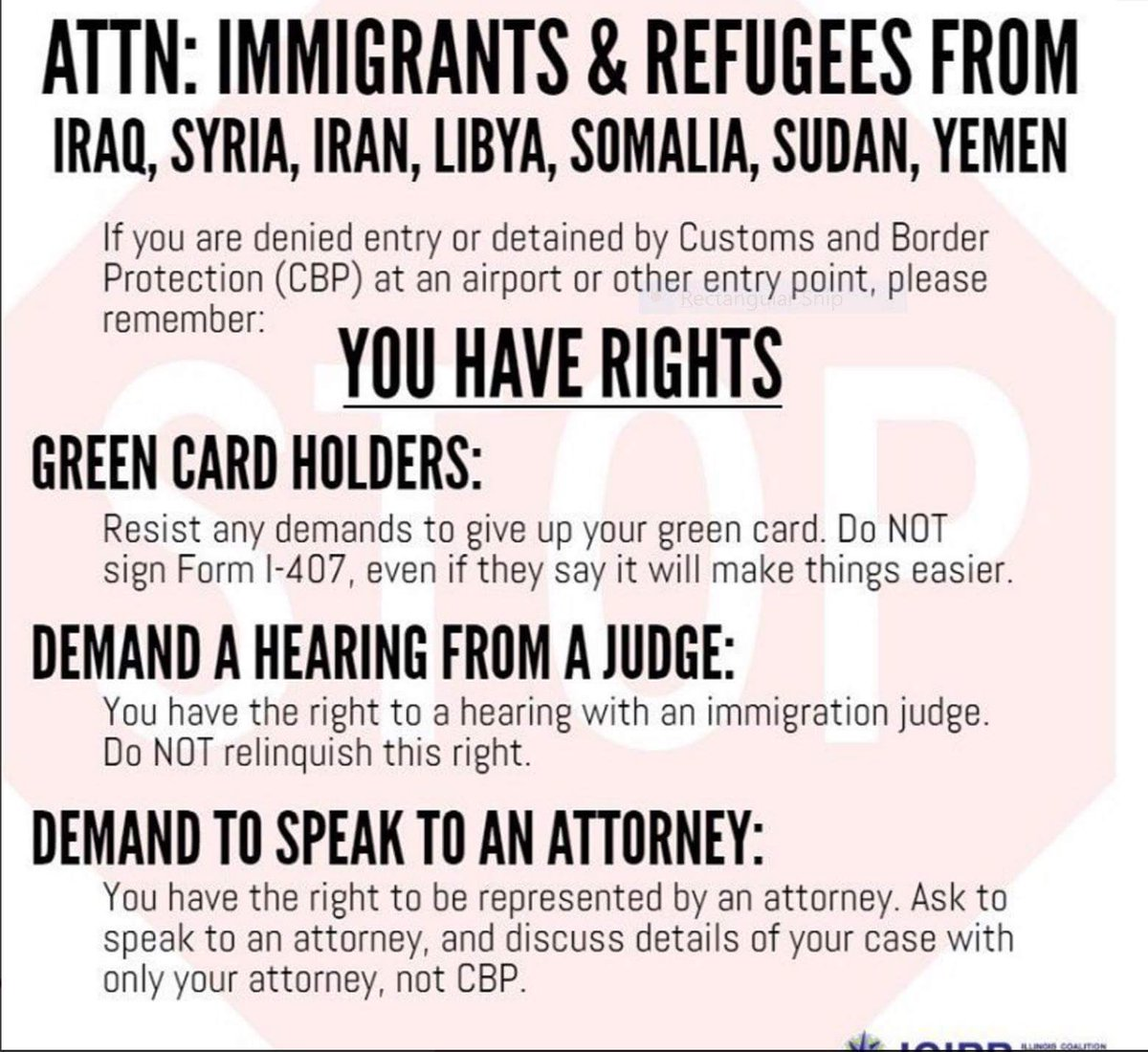 For anyone with Green Cards who are detained by #MuslimBan via @rameyko https://t.co/1xxSQgXe7R