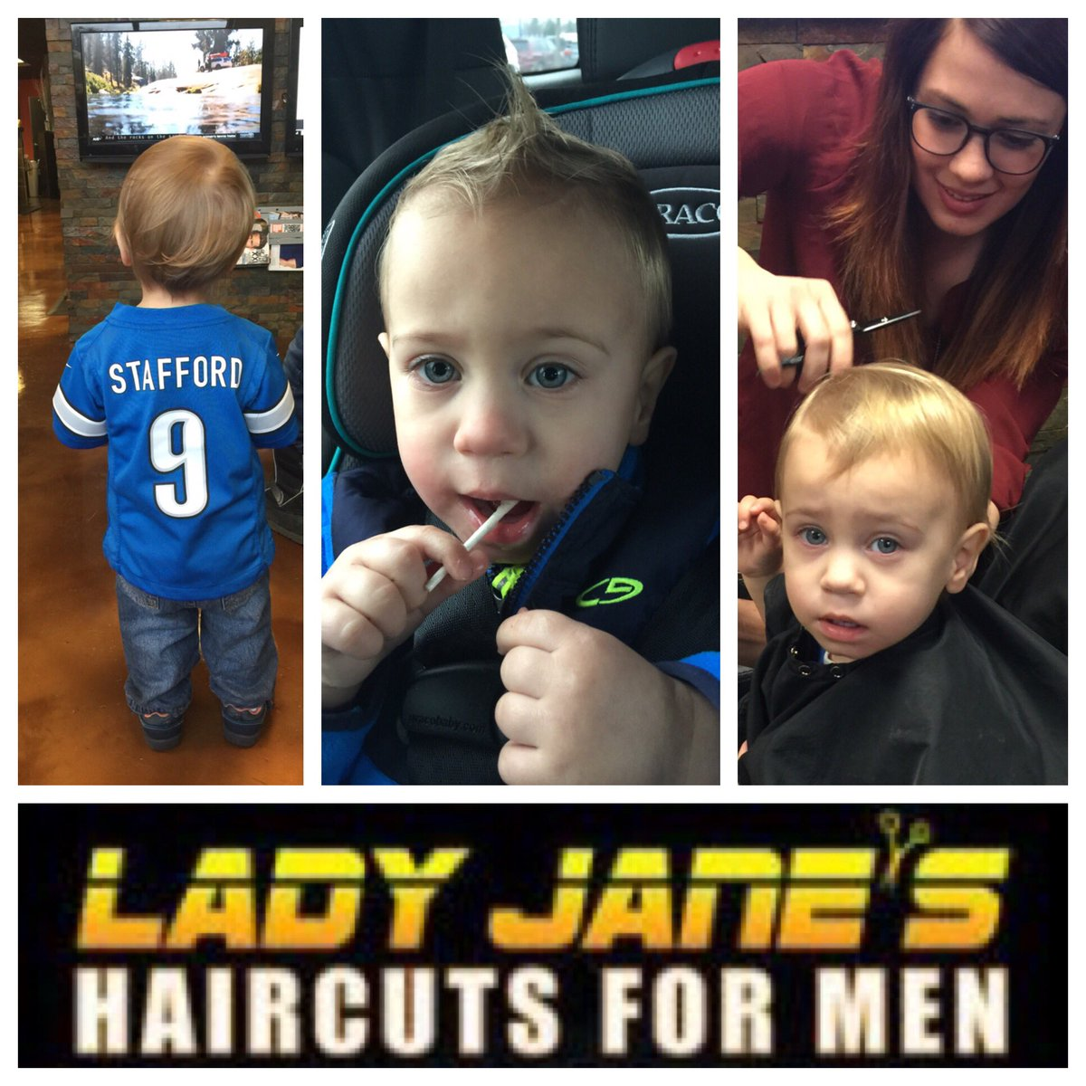 Lady Janes On Twitter Tulio Gets His First Haircut At Lady Janes