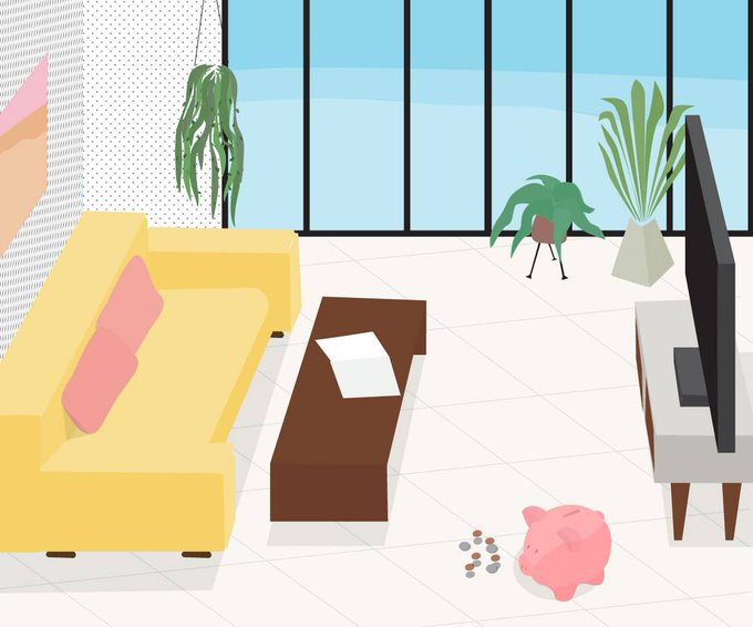 How to Save Money for a House (in your 20s!)