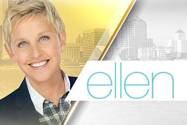 Tomorrow @TheEllenShow welcomes Jamie Dornan + NFL star @drewbrees & @BigSean performs at 4pm on #wisn12