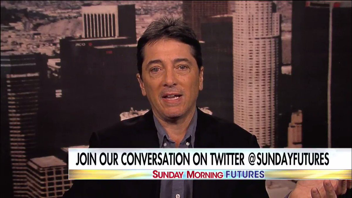 .@ScottBaio: 'They can't believe that they lost so they're getting violent.' #SundayFutures @MariaBartiromo