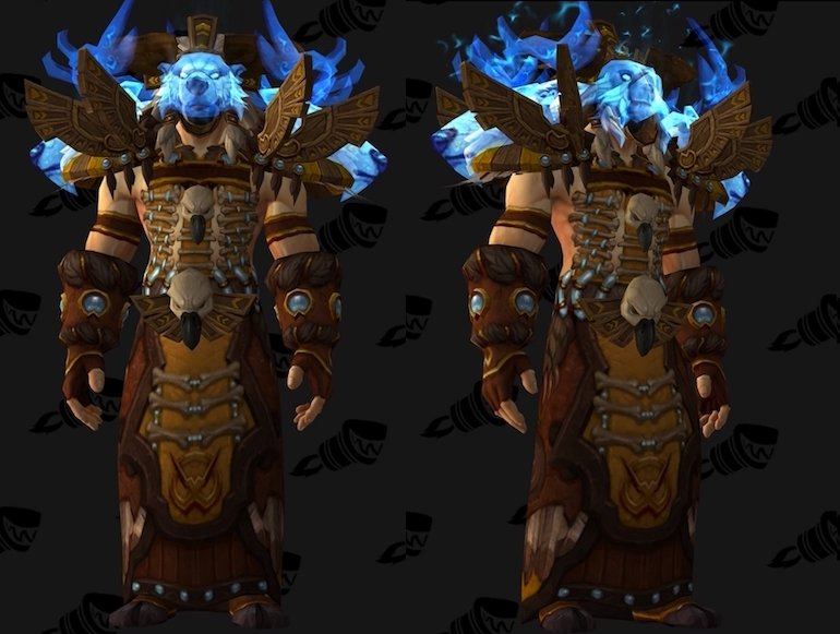 Wowhead On Twitter Druid Tier 20 Armor Set Httpst1bmz0vtdry