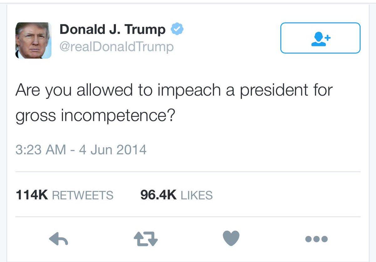 You'll soon find out @potus @realDonaldTrump #ImpeachTrump #Resist #RESISTANCE #ResistTrump #ResistTrumpNow https://t.co/tP9ijwtSvN