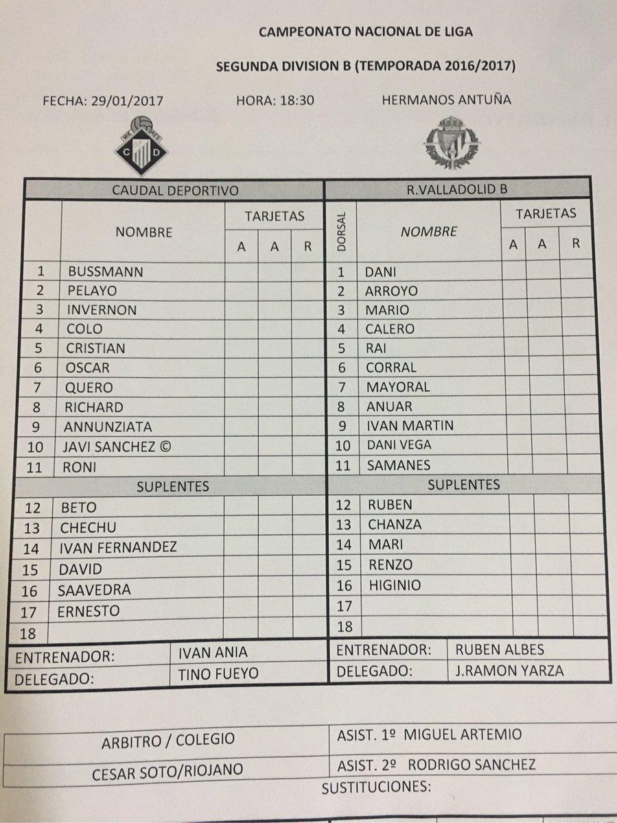 Real Valladolid B - Temporada 2016/17 - 2ª División B Grupo I - Página 21 C3WsuYpW8AAXvbb