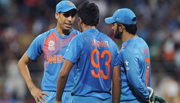 India have stolen dis at d death to level d series. The duo were sensational..