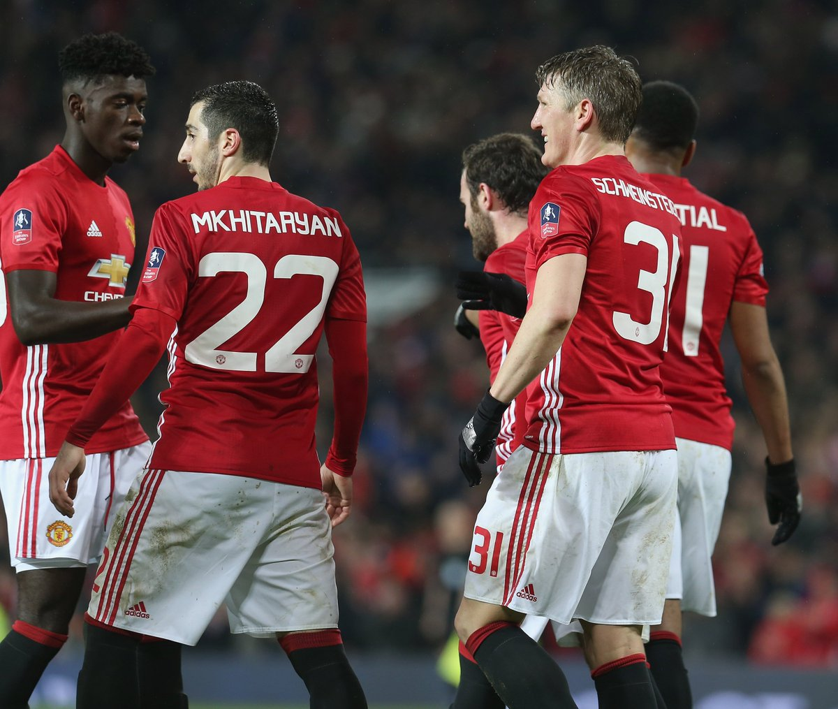 Video: Manchester United vs Wigan Athletic