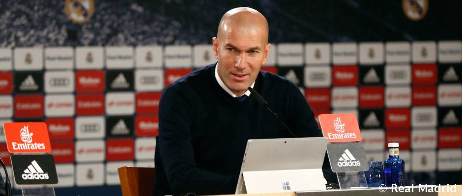 Bale will be out a little longer: Zidane