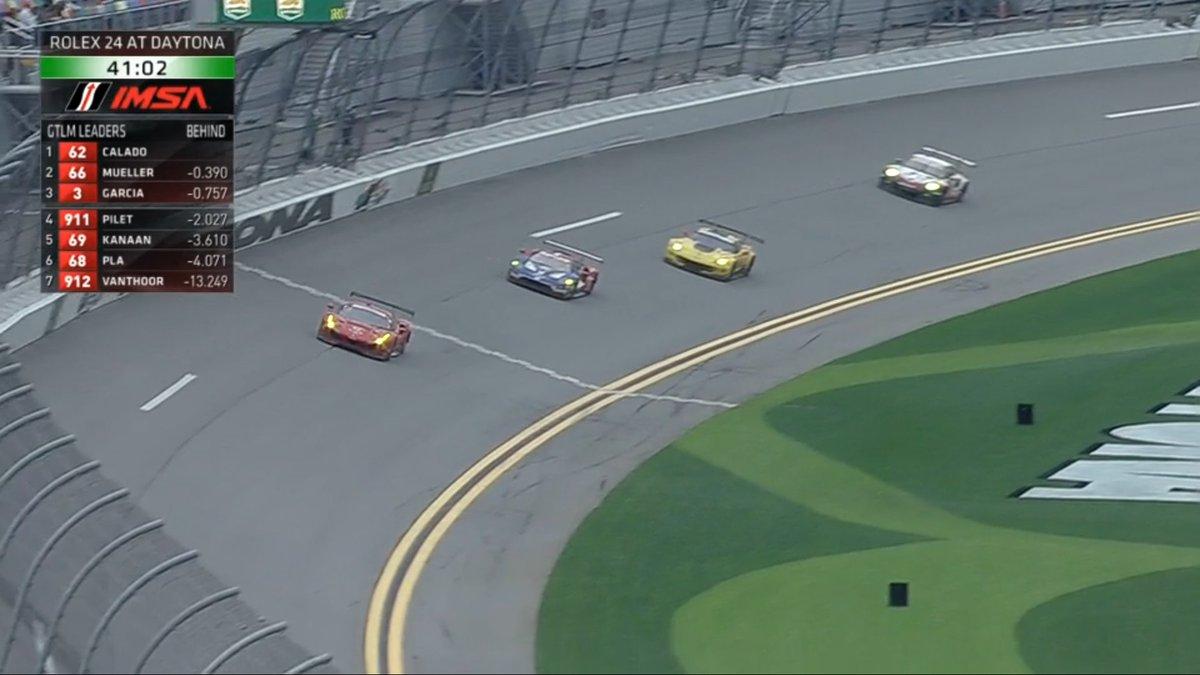 Wayne Taylor Racing gana las 24 horas de Daytona en un dramático final