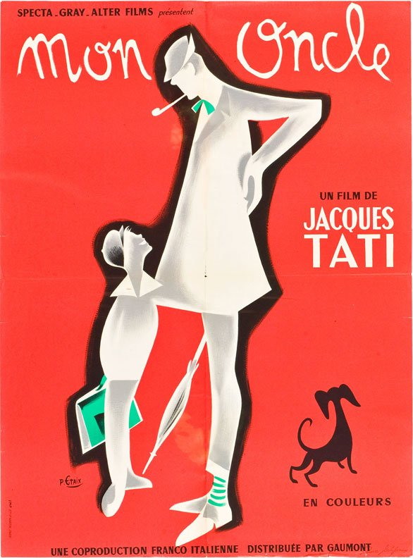 Film Posters in France, 1930s – 1960s bit.ly/1F33N6T
