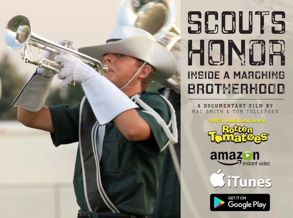 Did you know that you can rent the HD version of SCOUTS HONOR on Google Play for only $3.99?
