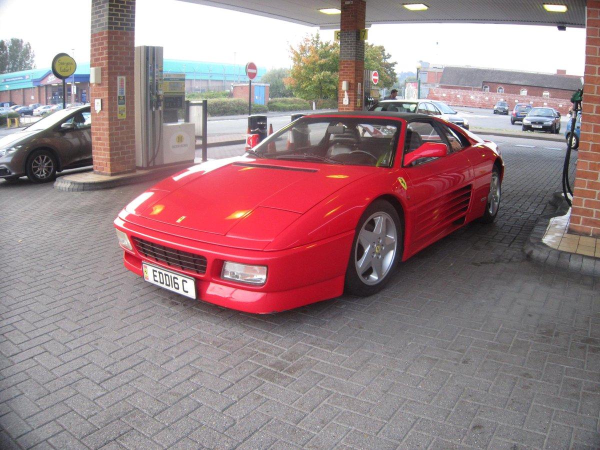 Beautiful #Ferrari 348 ! Thank you !