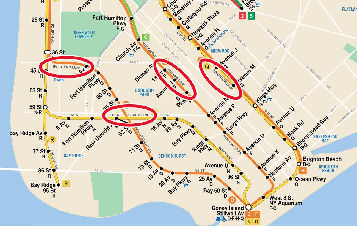 Bmt Subway Map.Kickmap On Twitter Mta Did D H Bring The 2017 Nyc Subway Map