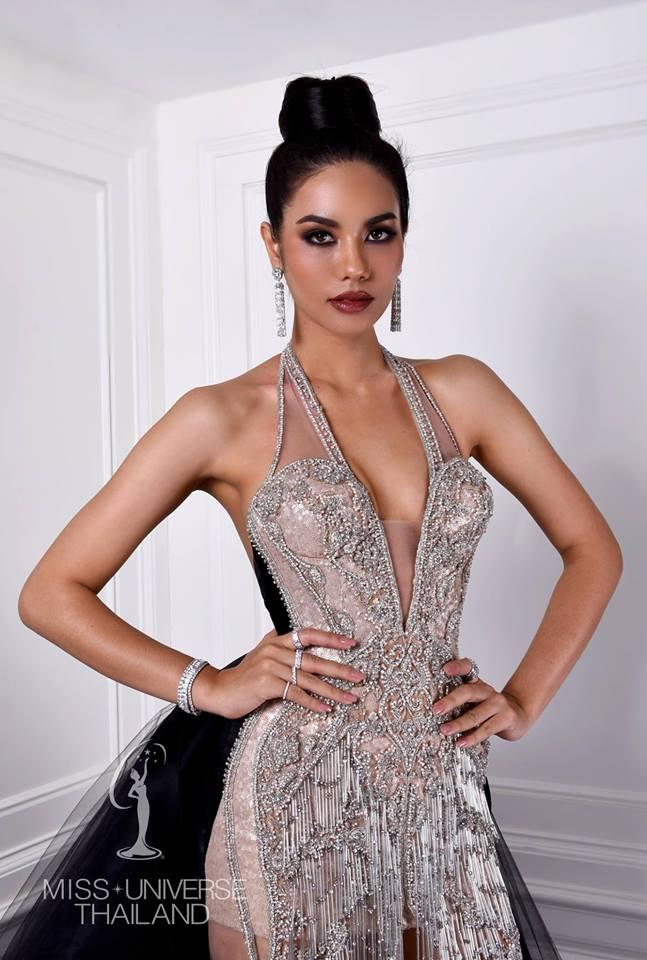น้องน้ำตาล – ชลิตา ส่วนเสน่ห์ เข้ารอบ 6 คนสุดท้าย Miss Universe 2017 #MissUniverse #Thailand https://t.co/JXWgH4vnZr