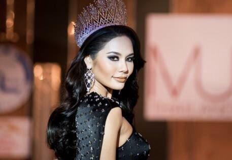 สู้นะ #MissUniverse #Thailand