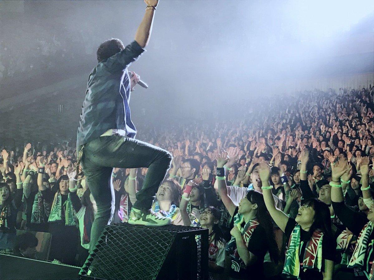 ブログを更新しました。是非ともご覧ください。 #HALFWAY_STAR_TOUR 岡山 → ame…
