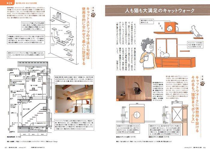 猫いいぞ~もっとやってくれ  建築専門誌が異例の「猫のための家」特集、売り上げが倍増&プレミア化する…