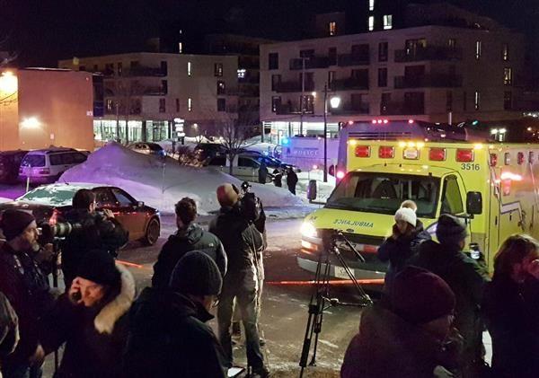 カナダのモスクで銃撃 5人が死亡 sankei.com/world/news/170…