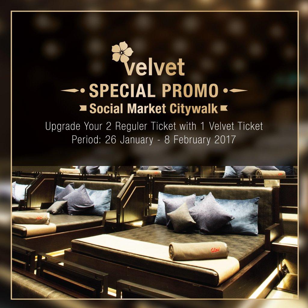 Cgv Cinemas On Twitter Di Cgv Social Market Palembang Ada