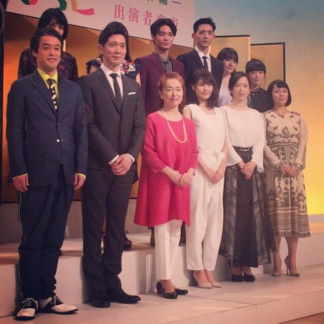 4月からのNHK朝ドラ「ひよっこ」に出ることになりました。宮本信子さんと佐々木蔵之介さんの下で働く洋…