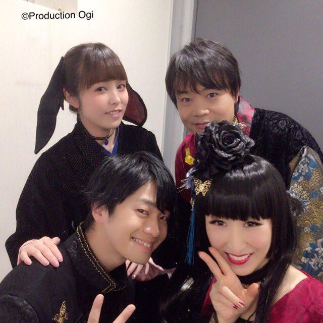 福山潤さん、中井和哉さんらが出演した『xxxHOLiC』朗読劇の世界観を表現した舞台や衣装が素敵過ぎ…