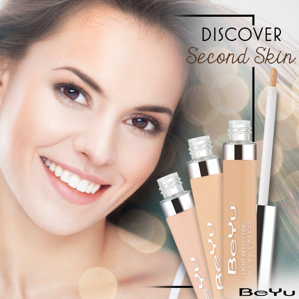beyu light reflecting foundation крем тональный с отражающим эффектом