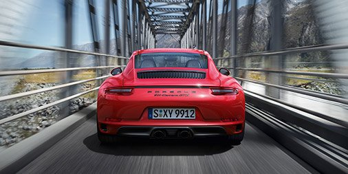 One push of the pedal, and suddenly, all other obligations feel optional. #911CarreraGTS