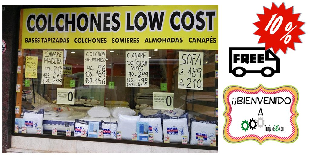 Colchones low cost great colchones low cost with - Colchones low cost ...