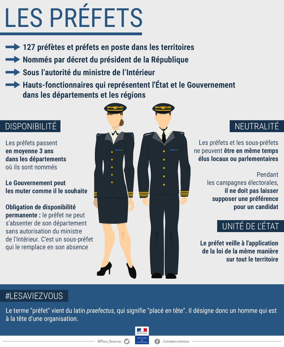 Ministere De L Interieur On Twitter Les Prefets Des Femmes Et