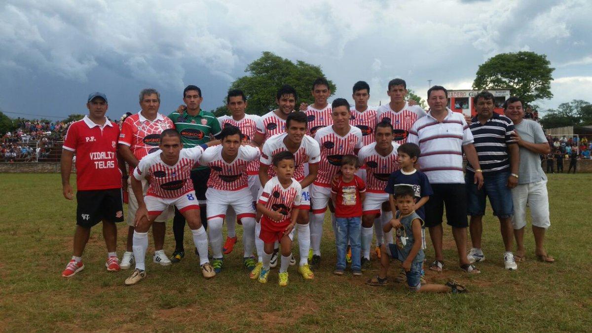 Surge el primer finalista de la Liga Caaguazú
