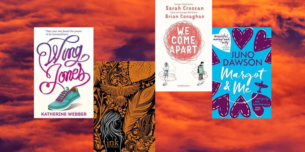 Booktrust On Twitter Our Top Teen Books For February Are From