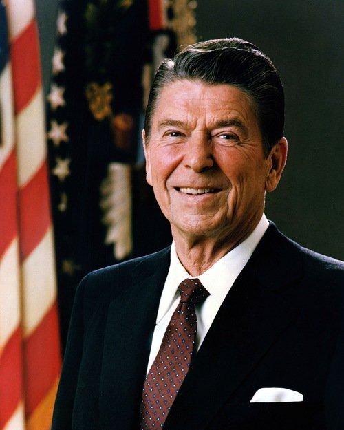 Happy Birthday to Frater Ronald Reagan! https://t.co/KKXEuL871T