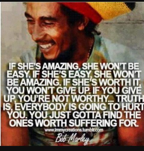 Happy Birthday Bob Marley! Miss U Love U.