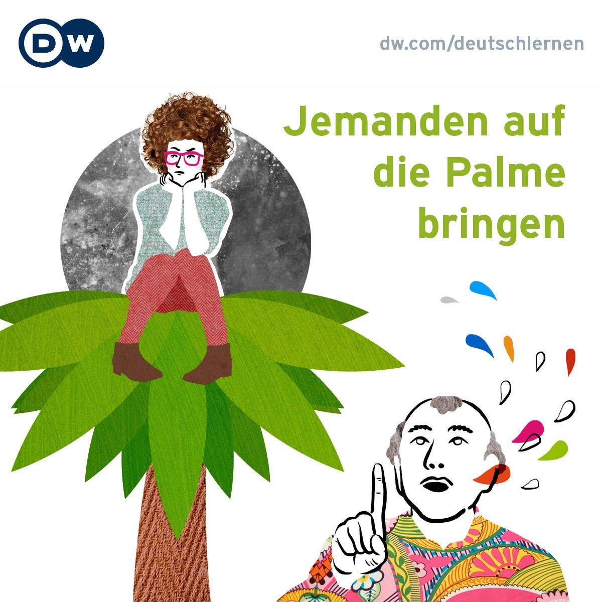 DW Deutsch lernen on Twitter: Redewendungen und