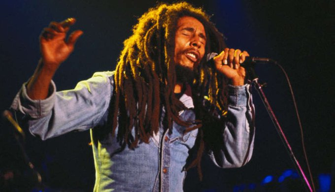 Happy Birthday to Reggae Legend Bob Marley, he would have been 72 today