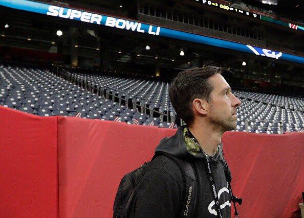 """Those who spoke with Kyle Shanahan last night at Falcons team hotel tell me he said """"I blew it"""" #SB51 https://t.co/b5QFzC0Rwn"""
