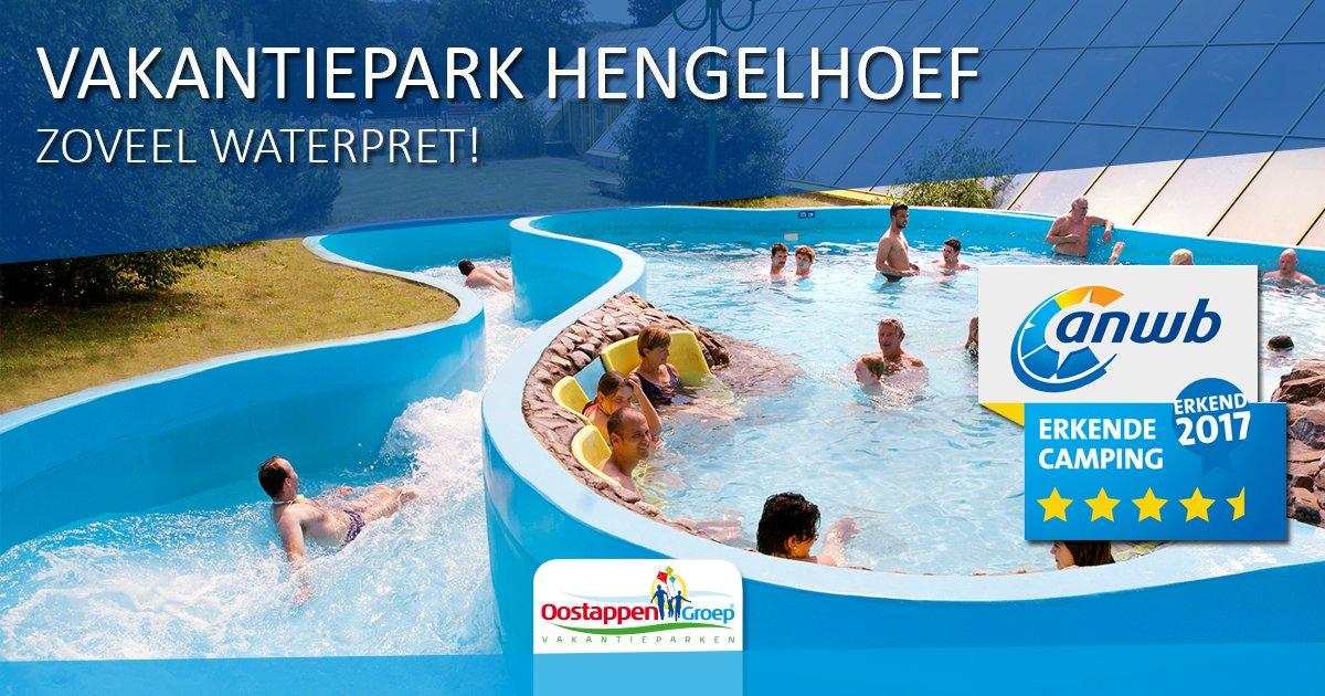 Vakantiepark #Hengelhoef ontving een beoordeling van 4,5 sterren van de @ANWB inspecteurs én daar zijn wij heel trots op! #camping #kamperen