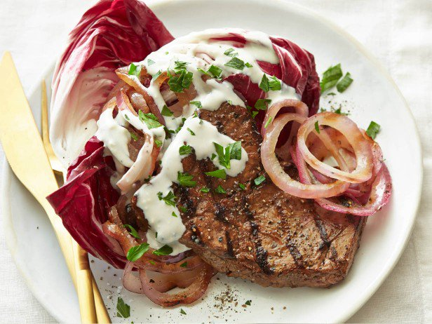Three words: Marinated. Flank. Steak.   Get this + more healthy dinner recipes: https://t.co/mia3x9k5Fd! https://t.co/HBDaJkGq2E