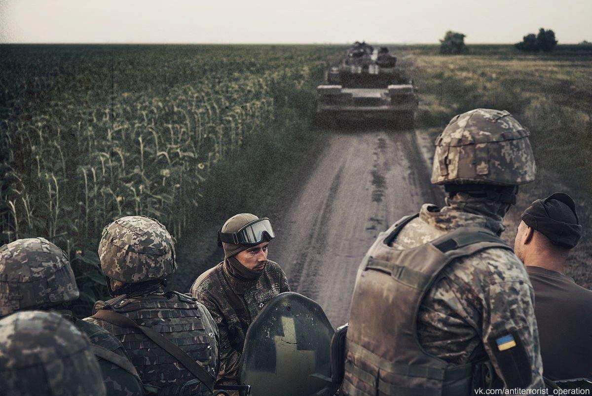 Боевики не прекращают штурмовые действия в районе Авдеевки, активно применяя артиллерию и минометы, - штаб АТО - Цензор.НЕТ 4649