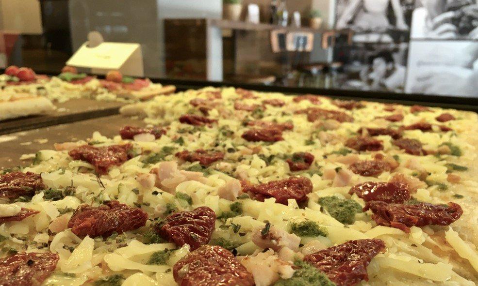 En #Recogidas54, esperándote para que comas pizza elaborada con productos naturales, como si estuvieras en casa 😍